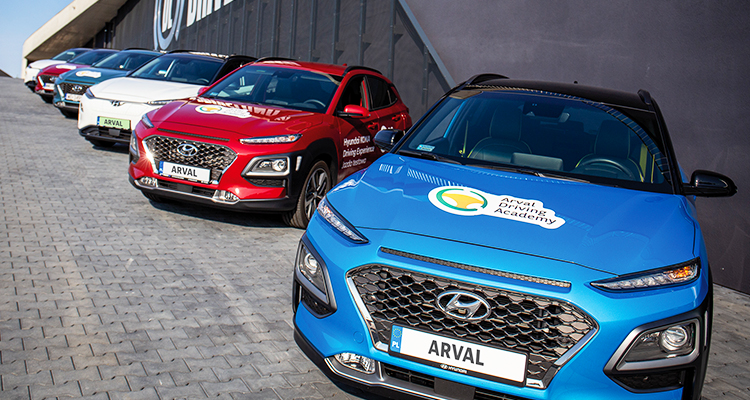 234. FD Arval Driving Academy